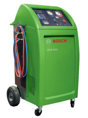 Bosch ACS 611 Tam Otomatik Klima Gaz Dolum Cihazı