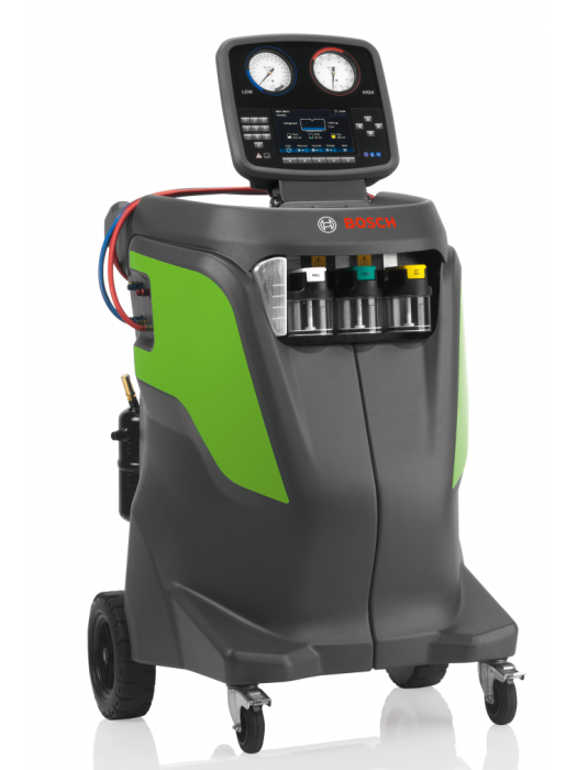 Bosch ACS 863 Yeni Nesil R1234yf gazlı Klima Gazı Dolum Cihazı (Gaz Teşhiş Sistemli)