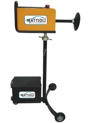 MATTIOLI DT20-10 Araç Üstü Fren Disk Torna Makinesi
