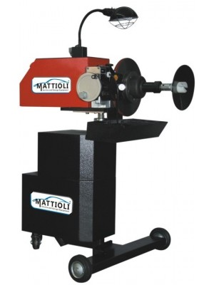 MATTIOLI DT60-10 Araç ve Tezgah Üstü Fren Disk Torna Makinesi