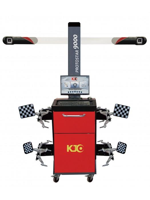 KJC Protostar 9000 3D Rot Ayar Cihazı (Tuş Yardımlı Elektrikli Asansör)
