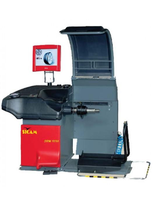 SICAM SBM V780 P Bilgisayarlı Sabit Balans Makinesi