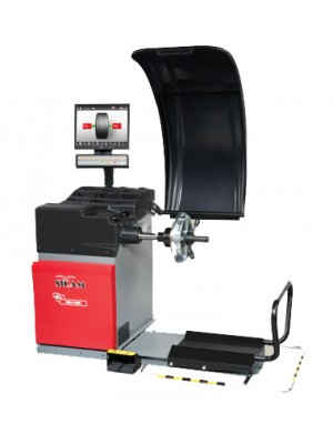 SICAM SBM V955 Bilgisayarlı Ağır Vasıta (Kamyon,Otobüs) Sabit Balans Makinesi