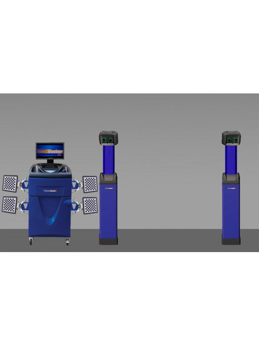 Techno Vector 7 Truck 3D ağır Vasıta Rot Ayar Cihazı