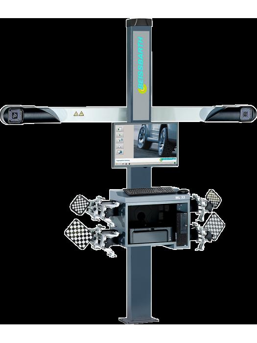Beissbarth ML 33 3D Rot Ayar Cihazı (Tuş Yardımlı Elektrikli Asansör)
