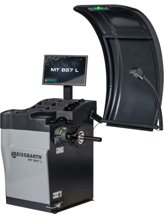 Beissbarth MT 857 L Bilgisayarlı Sabit Balans Makinesi